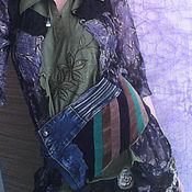 Одежда ручной работы. Ярмарка Мастеров - ручная работа СКИДКА 9500 бохо-платье  МАСТЕР И МАРГАРИТА. Handmade.