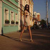 Одежда ручной работы. Ярмарка Мастеров - ручная работа Дизайнерское платье Fifth element. Handmade.