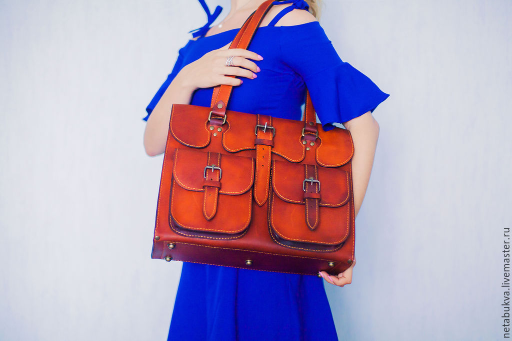 Big red ))), Classic Bag, Moscow,  Фото №1