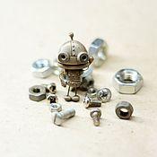 Украшения ручной работы. Ярмарка Мастеров - ручная работа Малыш Робот. Handmade.
