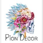 PionDecor - Ярмарка Мастеров - ручная работа, handmade