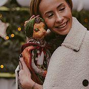 Куклы и пупсы ручной работы. Ярмарка Мастеров - ручная работа Игрушка кот в сапогах. Handmade.