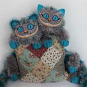 Куклы и игрушки handmade. Livemaster - original item Cheshire cat. Handmade.