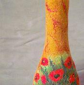 """Для дома и интерьера ручной работы. Ярмарка Мастеров - ручная работа """"Маки"""". Handmade."""