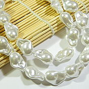 Материалы для творчества handmade. Livemaster - original item Mallorca pearls are imitation. pc. Handmade.