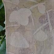 Аксессуары ручной работы. Ярмарка Мастеров - ручная работа Легинсы укороченные в Эко стиле.. Handmade.