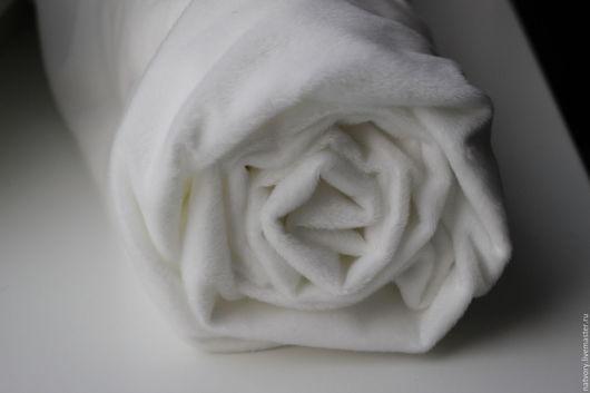 Шитье ручной работы. Ярмарка Мастеров - ручная работа. Купить Мех искусственный белый  для игрушек, шитья. Handmade. Ткань для рукоделия