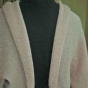 Одежда handmade. Livemaster - original item Mohair Cape, balero. Handmade.