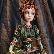 """Куклы и игрушки ручной работы. Ярмарка Мастеров - ручная работа Кукла """"Флора"""". Handmade."""