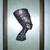 Картины и панно ручной работы. Ярмарка Мастеров - ручная работа Нефертити. Handmade.
