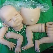 """Заготовки для кукол и игрушек ручной работы. Ярмарка Мастеров - ручная работа Молд """"Sally"""" от  Bonnie Brown. Handmade."""
