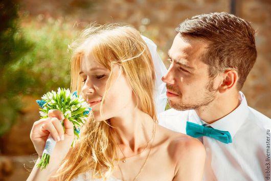 """Свадебные цветы ручной работы. Ярмарка Мастеров - ручная работа. Купить Букет из полимерной глины  """"Испания"""". Handmade. Комбинированный, свадьба"""
