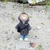 Портретная кукла ручной работы. Ярмарка Мастеров - ручная работа Портретная кукла: Кукла-мальчик. Тарас. Handmade.