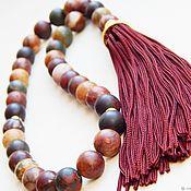 Фен-шуй и эзотерика handmade. Livemaster - original item Rosary Picasso Jasper. Handmade.