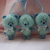 Куклы и игрушки ручной работы. Ярмарка Мастеров - ручная работа Небесные медвежата. Handmade.