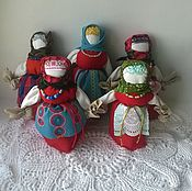 Куклы и игрушки ручной работы. Ярмарка Мастеров - ручная работа Берегиня домашний оберег. Handmade.