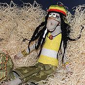 Куклы и игрушки ручной работы. Ярмарка Мастеров - ручная работа Конь Боб. Handmade.