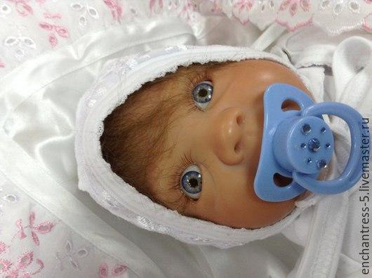 Куклы-младенцы и reborn ручной работы. Ярмарка Мастеров - ручная работа. Купить Кукла реборн Aleks -2. Handmade. Бежевый