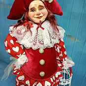 """Куклы и пупсы ручной работы. Ярмарка Мастеров - ручная работа """"Валентин"""". Handmade."""