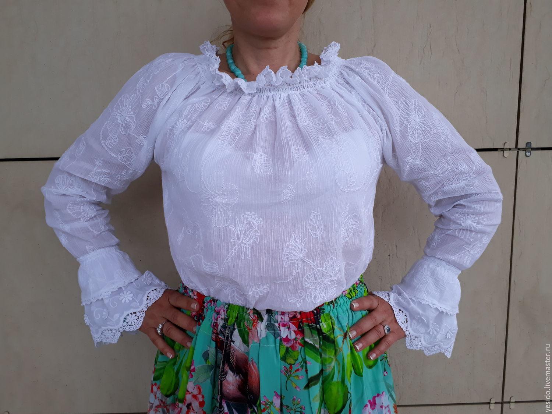 """Блузка и юбка """"Колибри"""", Блузки, Москва, Фото №1"""