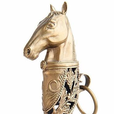 """Для дома и интерьера ручной работы. Ярмарка Мастеров - ручная работа Ложка для обуви """"лошадь"""". Handmade."""