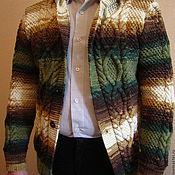"""Одежда ручной работы. Ярмарка Мастеров - ручная работа Куртка """"Приближая весну"""". Handmade."""