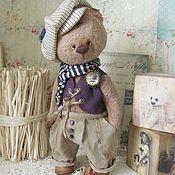 Куклы и игрушки ручной работы. Ярмарка Мастеров - ручная работа Мишка Остап. Handmade.