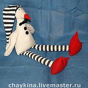 Куклы и игрушки ручной работы. Ярмарка Мастеров - ручная работа Гусь Гордей. Handmade.