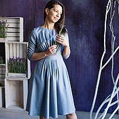 Одежда ручной работы. Ярмарка Мастеров - ручная работа Стильная Грация (платье). Handmade.