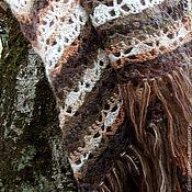 Одежда ручной работы. Ярмарка Мастеров - ручная работа Шаль.. Handmade.