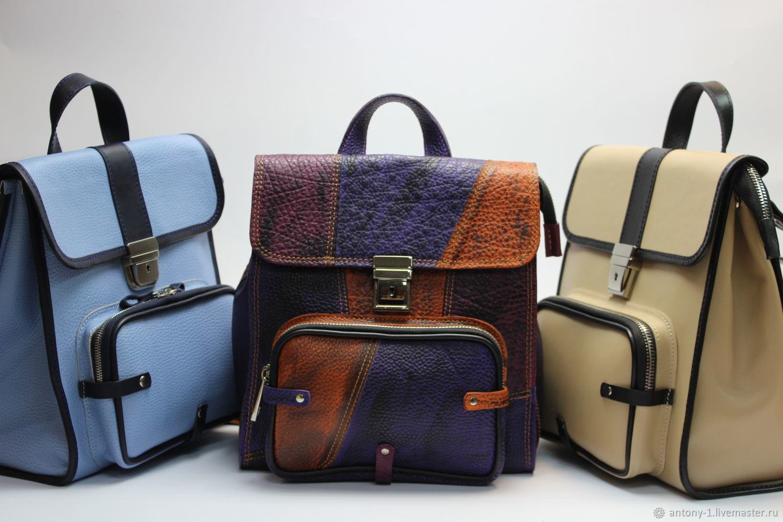 Women's Backpack, Backpacks, Lipetsk,  Фото №1