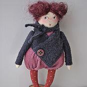 Куклы и игрушки ручной работы. Ярмарка Мастеров - ручная работа Человечки mini. Handmade.