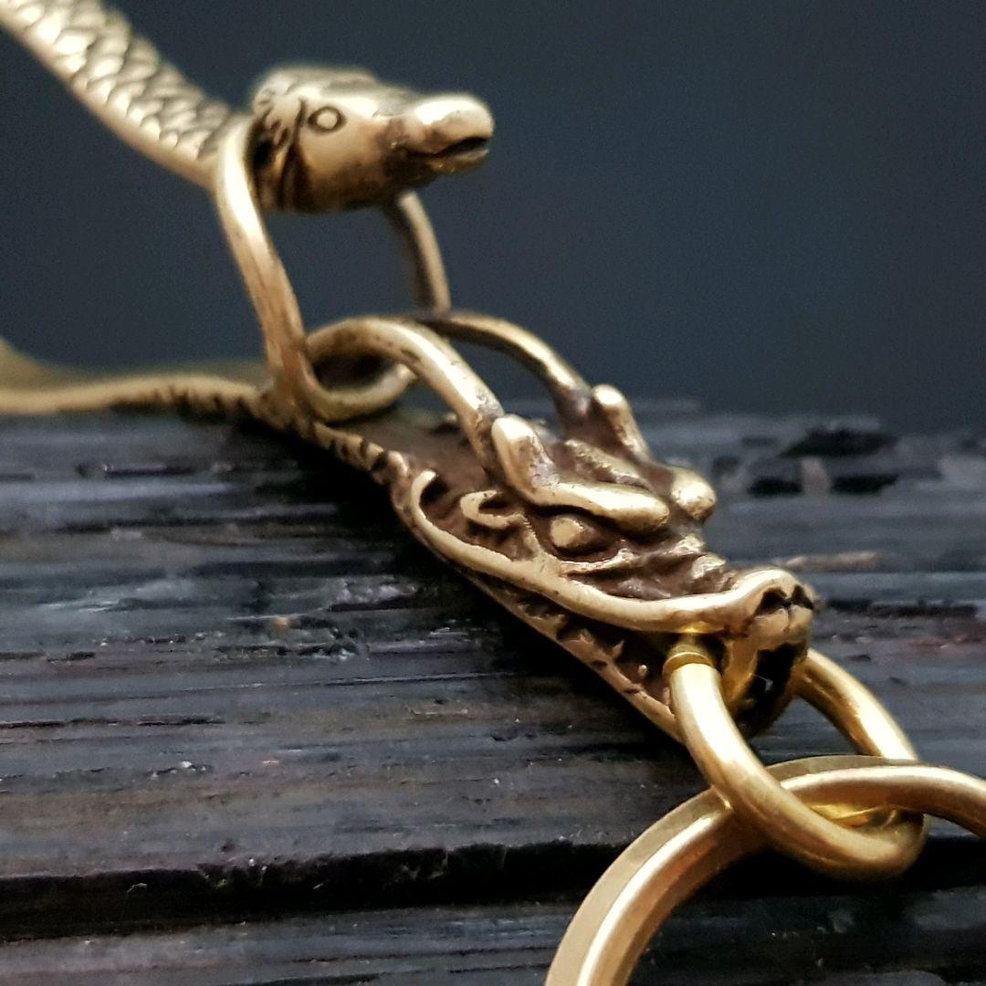 В02 Брелок для ключей. Материал латунь