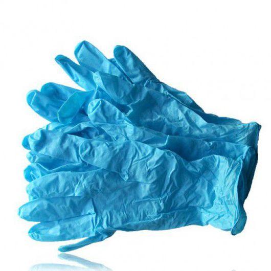 Материалы для косметики ручной работы. Ярмарка Мастеров - ручная работа. Купить Защитные перчатки (набор из 5 пар). Handmade. Перчатки
