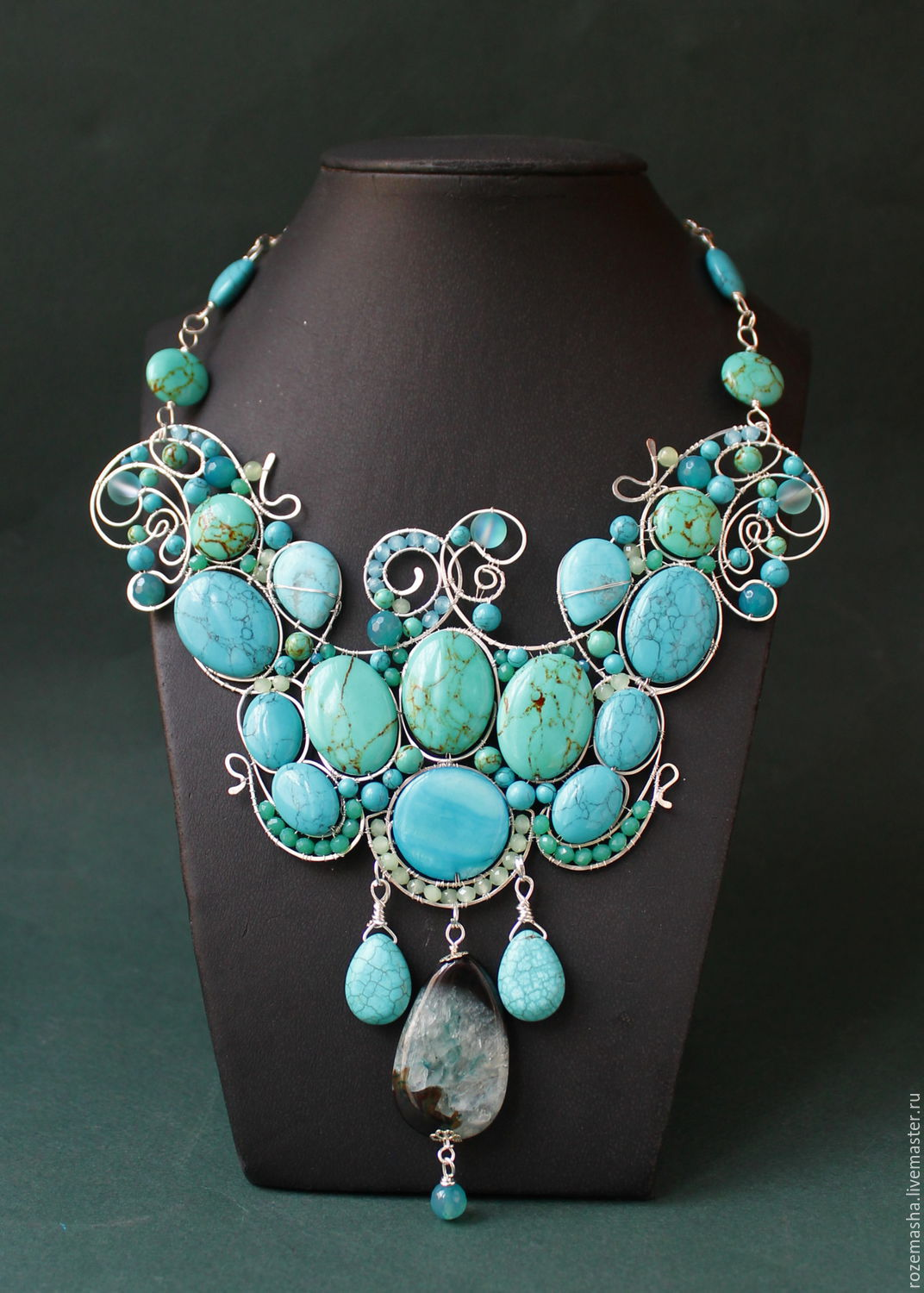 necklace 'pure charm...', Necklace, St. Petersburg,  Фото №1