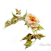 Свадебный салон handmade. Livemaster - original item For hairstyles Wedding set Royal gold. Handmade.