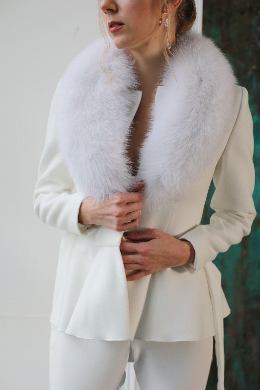 Свадебное пальто Camella, Одежда, Москва,  Фото №1