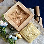 Для дома и интерьера ручной работы. Ярмарка Мастеров - ручная работа Форма для пряников в подарок на новоселье для женщины. Handmade.
