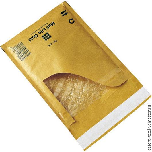 Упаковка ручной работы. Ярмарка Мастеров - ручная работа. Купить Пакет с воздушной подушкой (mail lite). Handmade. Mail lite