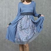 Одежда ручной работы. Ярмарка Мастеров - ручная работа Vacanze Romane-1188/DR. Handmade.