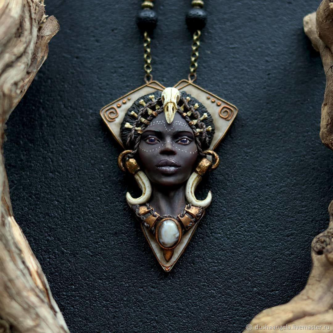 Necklace 'Silvestri Regina' (wild Queen), Necklace, Vladimir,  Фото №1