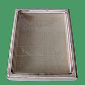 Для дома и интерьера ручной работы. Ярмарка Мастеров - ручная работа Киот для иконы (коробочка со стеклом). Handmade.