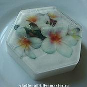 Косметика ручной работы. Ярмарка Мастеров - ручная работа Ванильное мыло. Handmade.