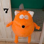 Куклы и игрушки ручной работы. Ярмарка Мастеров - ручная работа Mr Fox. Handmade.