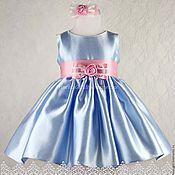 Dress handmade. Livemaster - original item Fancy dress girls Alice. Handmade.
