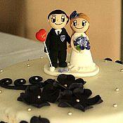 """Свадебный салон ручной работы. Ярмарка Мастеров - ручная работа Свадьба в стиле """"Love is..."""". Handmade."""