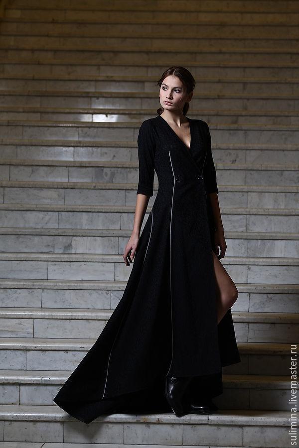6a6d49877f2b2bf Платья ручной работы. Ярмарка Мастеров - ручная работа. Купить Роскошное  дизайнерское платье со шлейфом ...