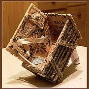 Сувениры и подарки ручной работы. Ярмарка Мастеров - ручная работа Освежитель воздуха-сортир средний модернизированный. Handmade.
