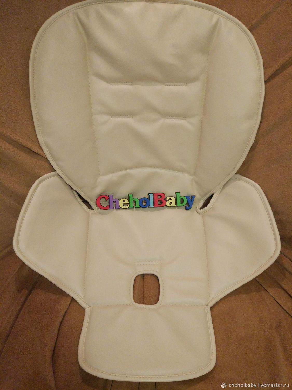 Peg Perego Diner Чехол на стульчик для кормления, Чехол на стульчик, Екатеринбург,  Фото №1