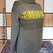 Одежда ручной работы. Ярмарка Мастеров - ручная работа Джемпер женский/ мужской/ детский. Handmade.